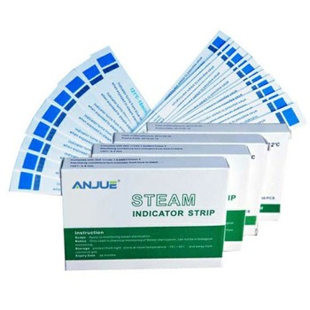 Pressure Steam Sterilization Chemical Indicator Strip / Card