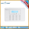 Home Burglar Mobile APP Alarm System with SMS Function for the Elder