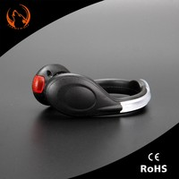 Red portable safety CE RoHS Mini LED Traffic USB Rechargeable used traffic lights sale