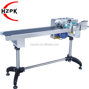 HZ-1500 Auto paper paging machine With Save Bag Machine