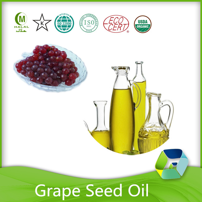 Cosmetic Grade Grape Seeds Oil From Fengyi Company