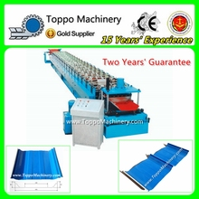 High Rib Metal Roofing Sheet Roll Forming Machines for Sale