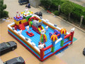 outdoor and indoor mobile kids amusement park