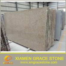 Sunset Gold G682 Granite slab cheap patio paver stones for sale