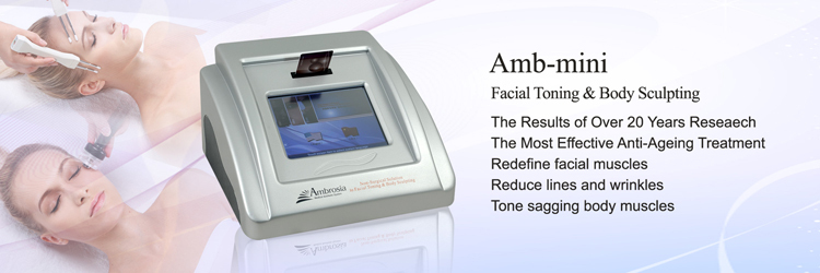 skin whitening microcurrent face lift machine for sale with ISO13485 CE