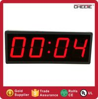 Countdown, Countup, Stopwatch, Interval Timer, Normal Clock Pretty Digital Alarm Clock
