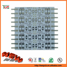 Frantronix TURNKEY mirror face Aluminum PCB for LED