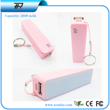 2600mah Power Bank 2600mah,Portable Power Pack External Battery Charger/Mobile (Mini1)