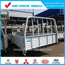 3.5 truck body length for light duty transportation purpose truck commercial vehicle body builders