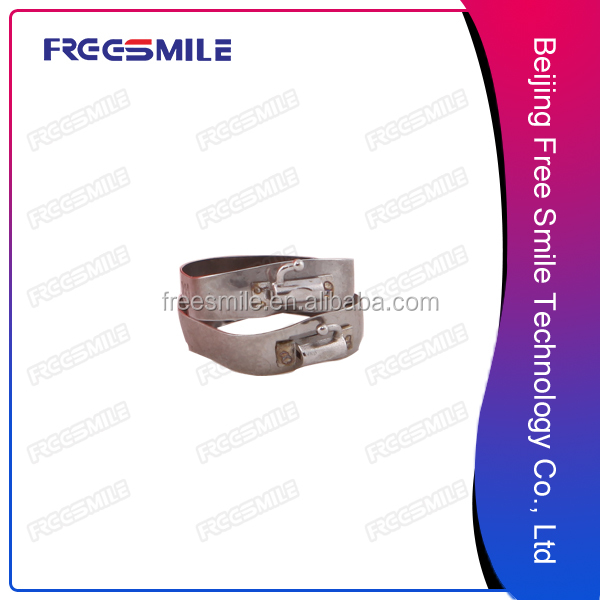 Dental Orthodontic Bands with lingual cleat