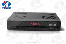 HD Digital IPTV Satellite Receiver with FTA DVB-S/S2 RF to IPTV Gateway for SPTS or MPTS and MUX Hotel TV
