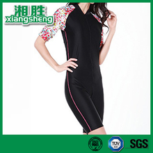 Waterproof Black and Colorful Jumpsuits Neoprene Full Body Suit