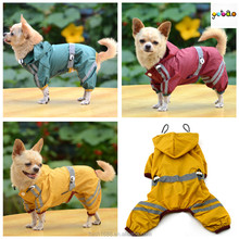 promotional dog raincoat