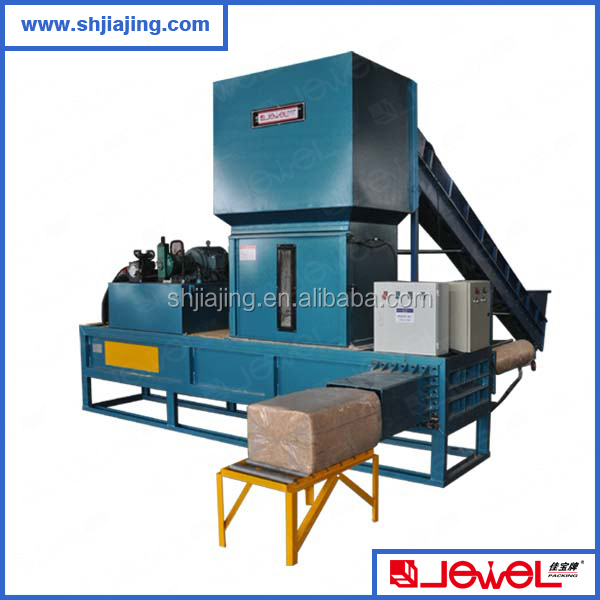 Good performance Mineral wool baler machine/Mineral wool baling machine