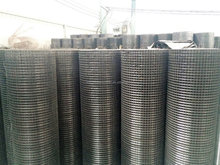 Heavy Gauge Galvanized Welded Wire Mesh Panel from shengda factory