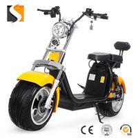 Cheap price fat tire Citycoco 800w electric scooter for adult