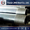 Hot Dipping Galvanized Threaded Round Iron Steel Pipe Tubes