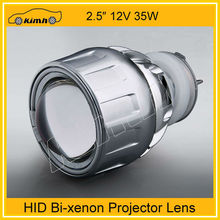 hotsale bi-xenon hid projector lens light angel eyes