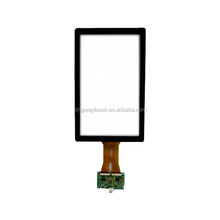 10.4 Inch USB interface support WINXP/7/8,Android,Linux industrial capacitive touch panel screen XWC1727