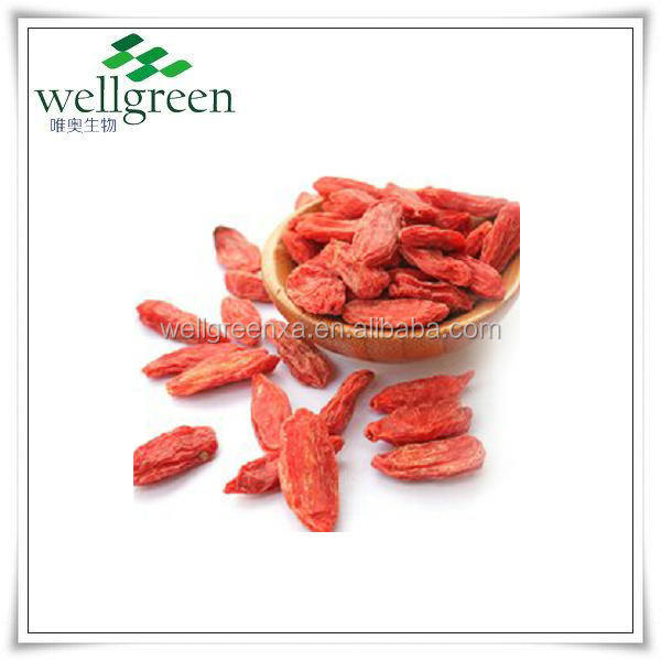 the Chinese Wolfberry Goji Berries Extract