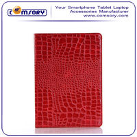Fashion Crocodile Pattern Leather Case for the new Apple iPad Air / iPad 5