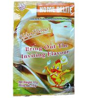 Chicken flavor of home delite