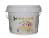 Master-Chu banana topping cream for cake cover with HALAL QS 3kg