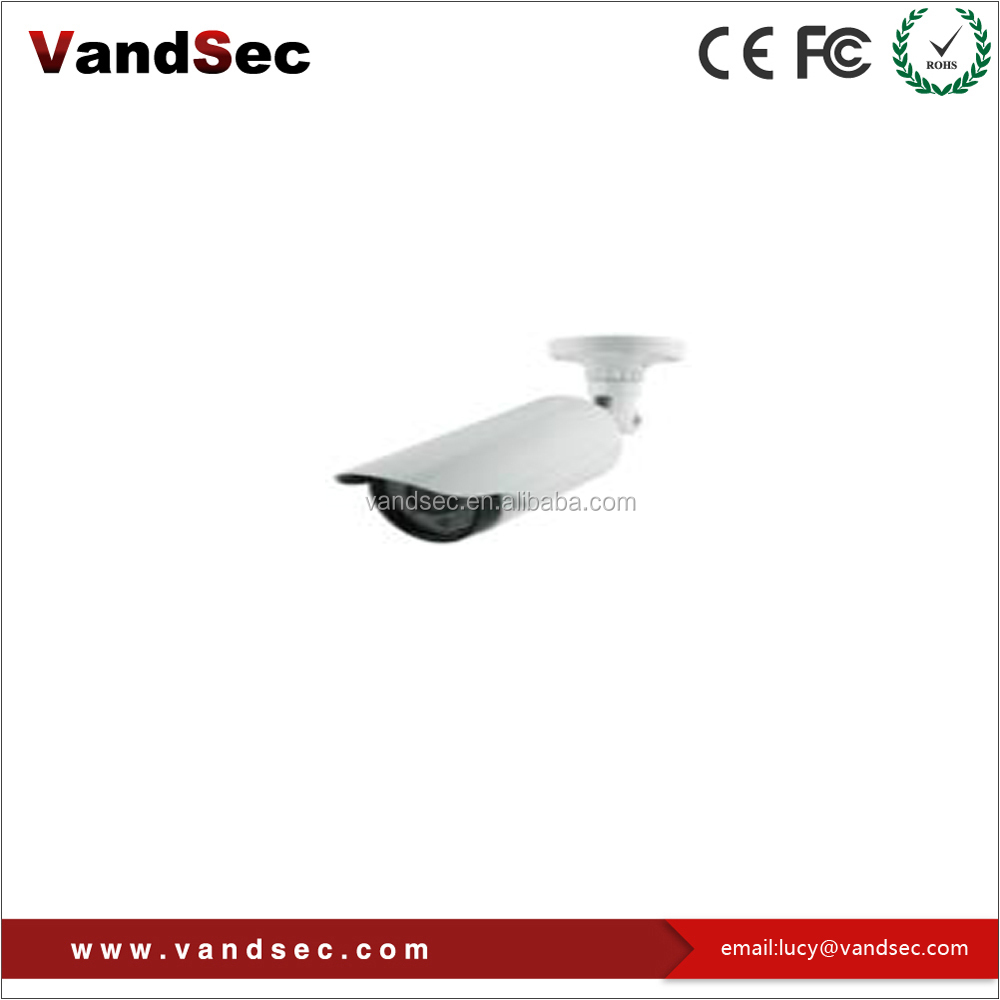 Alarm System 5mp ir waterproof ip66 bullet IP camera with poe outdoor