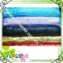 factory supply hotfix trimming rhinestone mesh in different colors