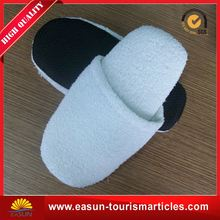 OEM airline slippers for men disposable non woven slippers one time slippers
