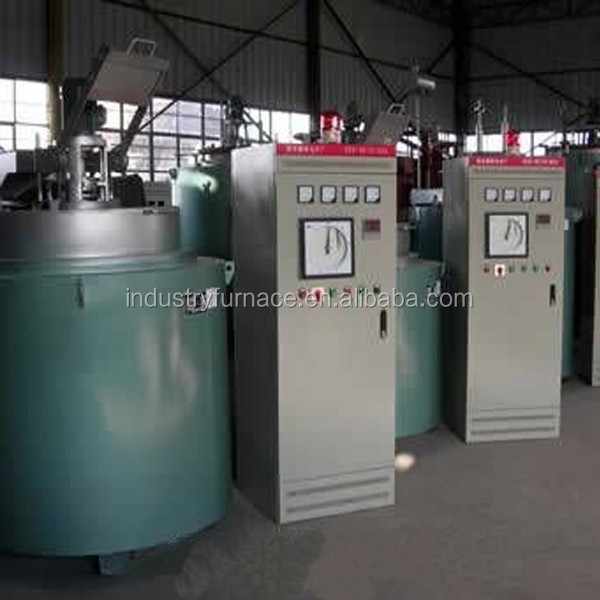 High quality well type vacuum carburizing furnace