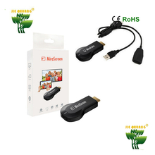 Latest products buy wholesale Support Miracast DLNA Airplay Protocol Wifi Display Dongle 1080pp EZcast V5ii Ezcast