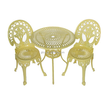 big lots leisure ways outdoor furniture aluminum round garden dinner set table and chairs