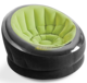 INTEX 68581 Outdoor PVC Flocking Inflatable Air Sofa