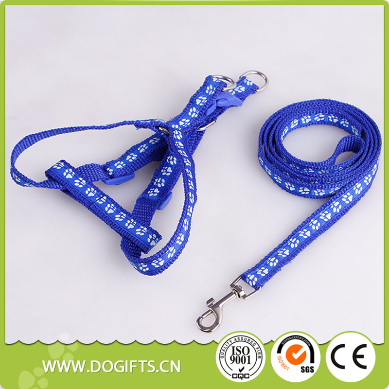 Best Nylon Rope Dog Leash And Harness Dog Lead Manufacturer Dogift006701