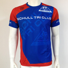 2016 Custom Coolmax Running Shirt/Running T Shirt with Full Sublimation Printing