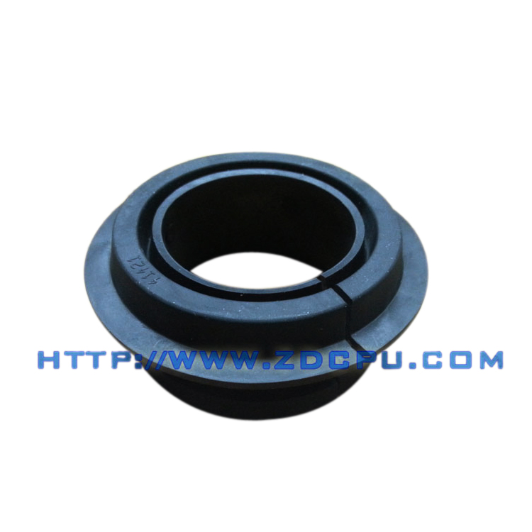 Factory supply oil resistant NBR rubber snap-in bushing