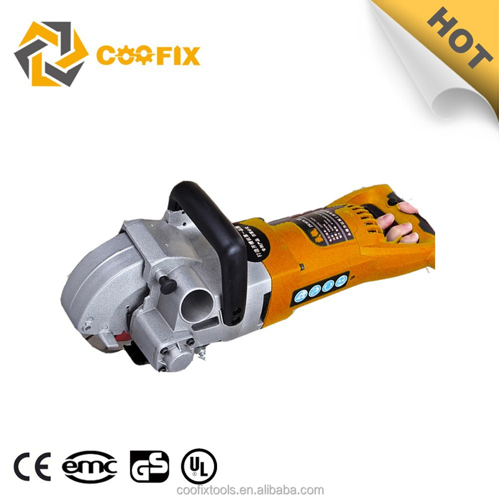 professional high-duty no blind angle big power wall chaser made in china CF3515B power tools