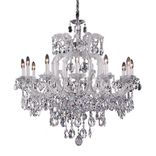 China Supplier Wedding Decoration Chandelier Milky White Glass Pendant Light Oval K9 Crystal Candle Frame Chandelier