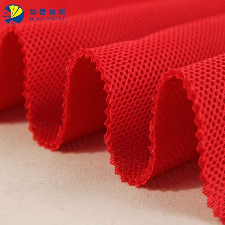 Professional in all specification of polyester mesh fabric 40gsm-130gsm