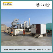 China mini mobile asphalt plant, asphalt drum mix plant for sale