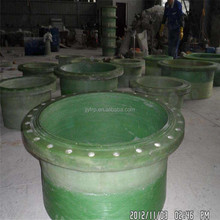 High Strength FRP pipe flange grp pipe fittings with ISO certificate