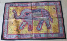 Hand made embroidery Wall Hanging for home and wall decoration