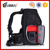 EIRMAI DC310B outdoor Multifunctional high quality Camera bag foldable nylon backpack