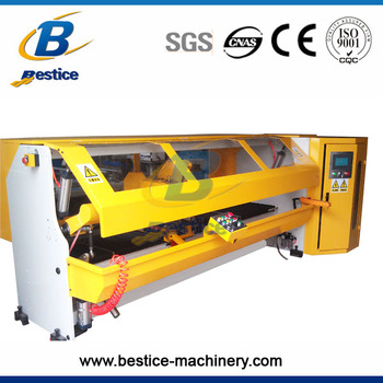double sided pe foam tape jumbo roll cutting machine (Max 500mm diameter)