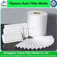 Flame Retardant paper Air Filtration Paper filter material in Turkey
