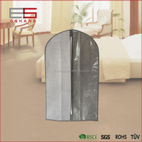 New style Linen like nonwoven fabric suit garment bag