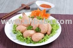 CRAB CLAW COVERED WITH SHRIMP PASTE