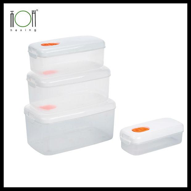 Di plastica trasparente pane scatole di pranzo prezzo all'ingrosso-Scatole e scatole-Id prodotto ...