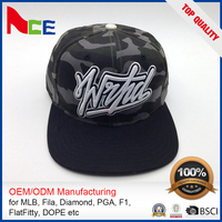 Simple And Stylish Mesh Custom Wholesale Hip Hop Hats